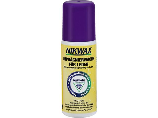 Nikwax Impregnating wax for leather fluid Spray, 125 ml